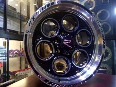 RAXER 894 18inc RIM FOR HILUX DMAX COLORADO