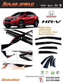 Honda HRV Mugen Door Visor