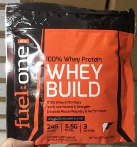 Whey build fuelone