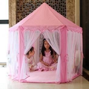 Kids play house / portable castle 05