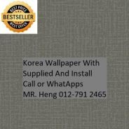 3D Korea Wall Paper with Installation 759K