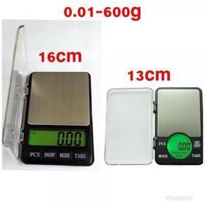 Electronic Pocket DIgital Scale Penimbang 0.01g B