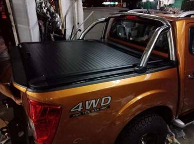 Toyota hilux vigo revo rocco roller shutter lid 2