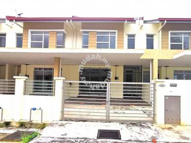Newly Completed 2 Storey House Hulu Bernam, Tanjung Malim For Sale