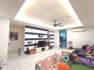 Nusa Bayu 2 Storey Renovated/Full Loan/Low Downpayment/Gelang Patah