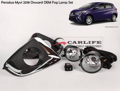 Perodua New Myvi OEM Fog Lamp Set OFFER