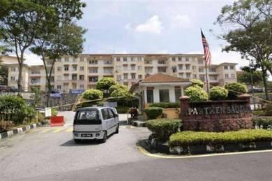 BEST OFFER Level 4 - Saujana Apartment - Walk up
