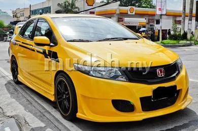Honda City 2009-2012 ING'S Front Bumper