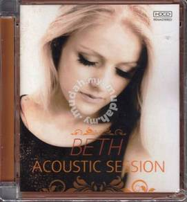 CD BETH Acoustic Session HDCD Mastering