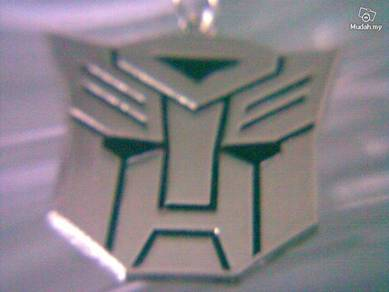 ABPSS-T001 Stainless Alloy Necklace - Autobot