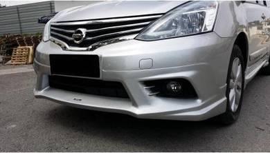 Nissan Livina 2013-2016 IMPUL DESIGN BODYKITS