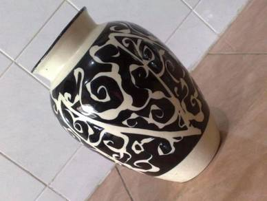 3501 pasu vintage ceramic vase