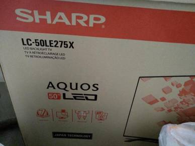 Sharp led 50