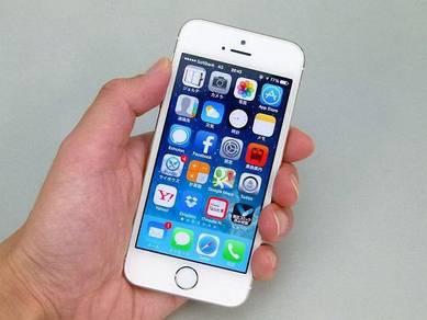 Iphone -5S- tiptop -32GB-