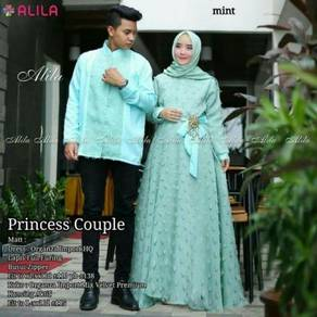 Alila princess couple dress top long sleeve