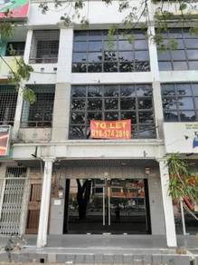 Shop lot / office, Jalan Chain Ferry, Butterworth, Penang