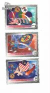 Mint Stamp Ping Pong Malaysia 2000