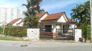 1sty Bungalow Taman P Ramlee, Setapak