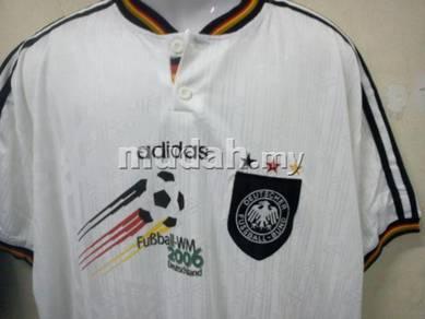 Germany vintage 1996 euro champion jersey adidas