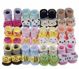 Baby socks murah