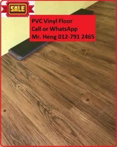 Modern Design PVC Vinyl Floor - With Install 5y5g