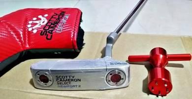 Golf Scotty Cameron Putter Newport 2.0 Model 2016