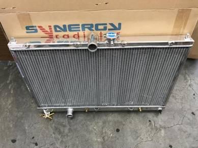 Synergy aluminium radiator for proton waja 4g18