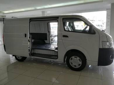 Foton View Hi ace C2 panel van 2.0L (P) H/office