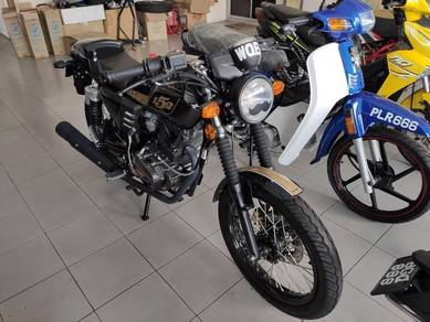 KTNS GP125 with VIP number (WQB7)