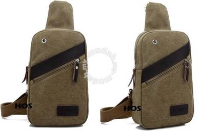 Buckshot Multi-purpose Bag Chest Backpack (Khakis)