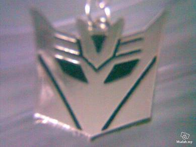 ABPSS-T002 Stainless Alloy Necklace - Decepticon