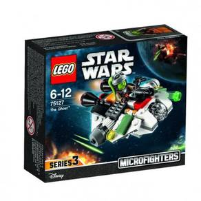 Lego Star Wars Micro Fighter The Ghost 75127