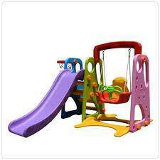Slide 3 in 1 playground(Gelongsor)