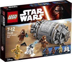 LEGO Star Wars Star Wars Droid Escape Pod 75136