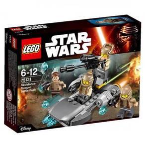 Lego Star Wars Resistance Trooper battle pack75131