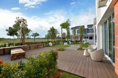 New Double Storey Semi-D Near Batu Kawan & Ikea Design Village