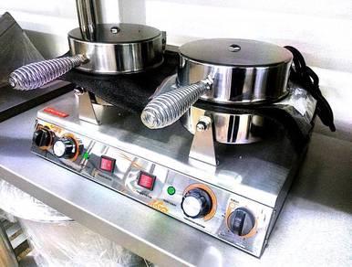 Orimas waffle maker ( 2 head )