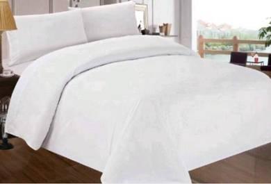 Duvet Cover plain White