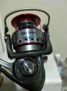 Daiwa exceller x 4000 (new)