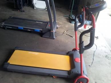 Motorized treadmill-SMARTLIFE