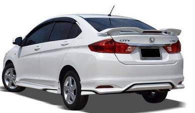 Honda city 2014-2018 modulo spoiler with led