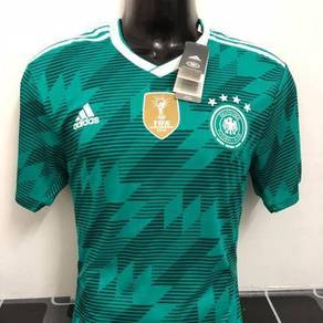 Germany Away Jersey Adidas 2018