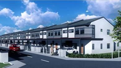 2 Storeys Rumah Teres Tanjung Karang, Kuala Selangor