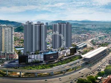 YOU CITY III - New Property Direct-Linked To MRT in Cheras