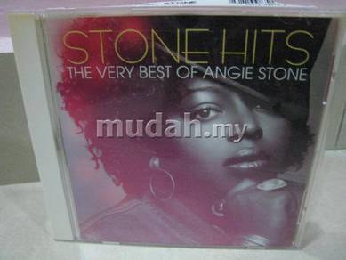 CD The Very Best of Angie Stone - Stone Hits