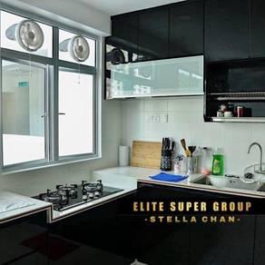 SUPER WORTH Pine Residence 1508Sqft 3 CARPARKS Ayer Itam BEST BUY