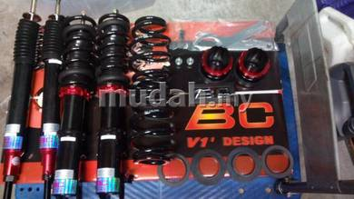 Adjustable bc v1 series for civic fd