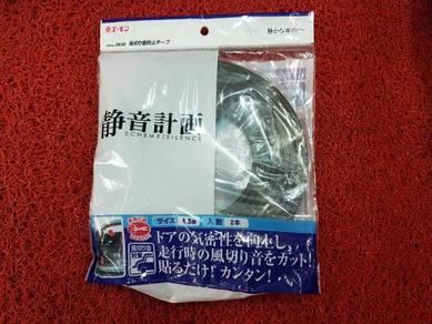 Door soundproof sound proof protector rubber seal