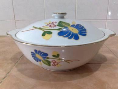 Mangkuk oriental vintage tureen bowl