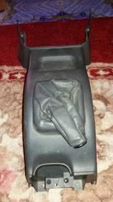 Console gear & box